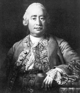 David Hume (1711 –  1776)