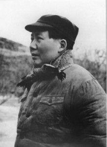 China vivía una lucha intensa, que culminó con la victoria del Ejército de Liberación Nacional...