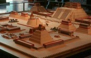 ...la portentosa Tenochtitlan, asombró a los europeos...