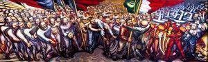 ...es natural que la Revolución Mexicana tuviera un carácter profundamente transformador de la realidad, tanto como podía serlo en aquel momento histórico concreto del mundo y de México y de acuerdo con el grado de desarrollo de las fuerzas productivas de nuestra sociedad...