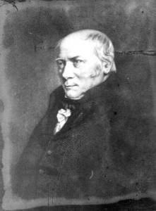 William Smith, geólogo y estratígrafo inglés.