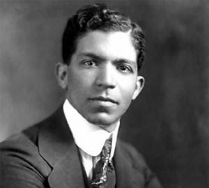 Pedro Henríquez Ureña (Santo Domingo, 1884 - Buenos Aires, 1946).