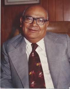 Enrique Ramírez y Ramírez (1915 - 1980)