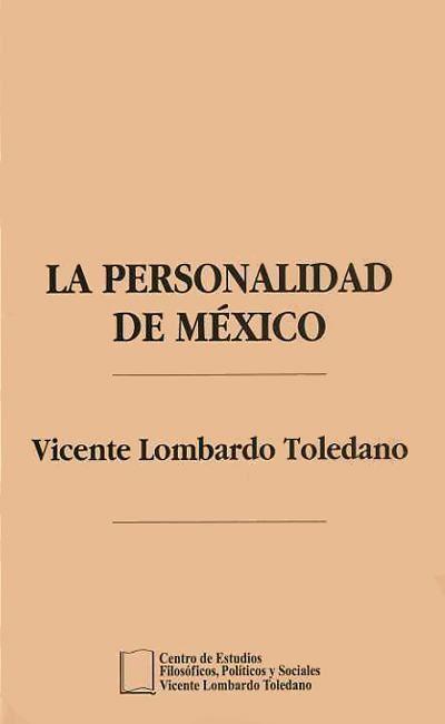 La personalidad de México