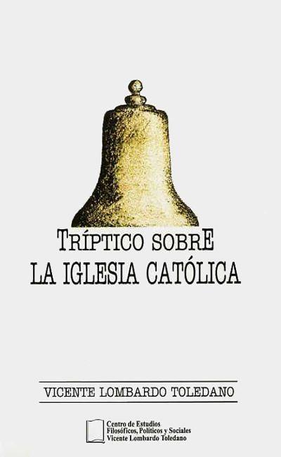 Trípticos sobre la Iglesia católica
