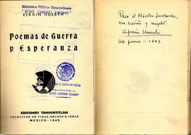 Efraín Huerta 2