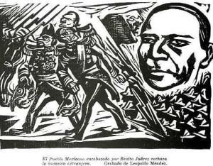 La segunda gran revolución popular fue la de la Reforma...