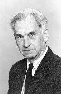 Ernst Walter Mayr (1904- 2005)