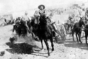 La Revolución Mexicana, la primera revolución antiimperialista, de liberación nacional en el mundo...