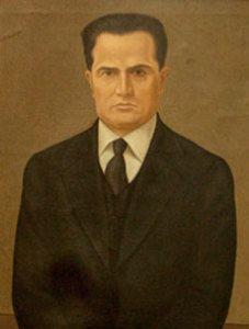 Enrique Díaz de León. Rector de la Universidad de Guadalajara