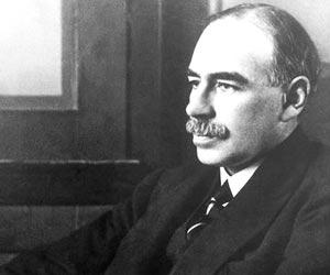 Es un error generalizado atribuir a Keynes la intervención del Estado en la economía que se aplicó en México.