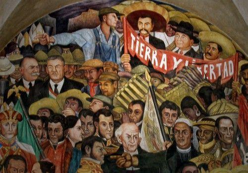 Resultado de imagen para Pueblos nativos pidieron aproximación con gobierno mexicano