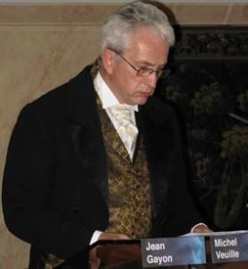 Jean Gayon - Director del El Instituto de Historia y Filosofía de la Ciencia y la Tecnología (Francia)