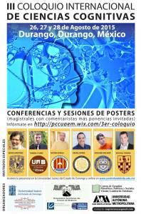 Cartel - III Coloquio Internacional de Ciencias Cognitivas - 7