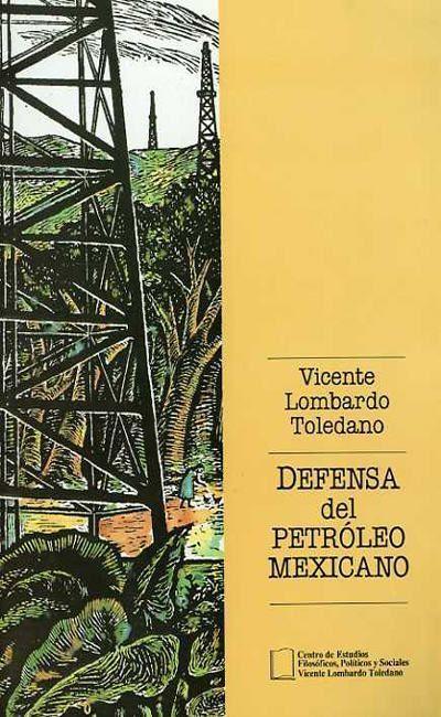 Defensa del petróleo mexicano