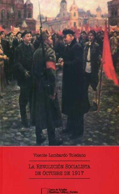 La revolución socialista de octubre de 1917