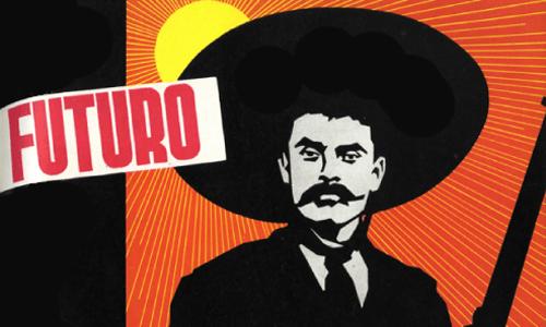 Zapata en la Revista Futuro