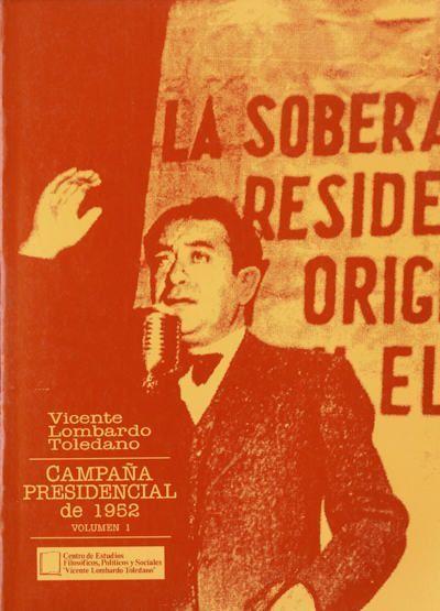 Campaña presidencial de 1952