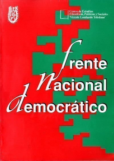Frente Nacional Democrático