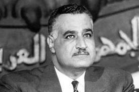 En septiembre de 1956, el presidente Nasser procedió a nacionalizar el Canal de Suez