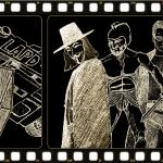 Imagen publicitaria del Congreso La Mitología en la Narrativa Audiovisual