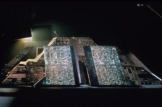 Pirámide de Blade Runner