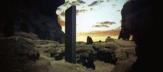 Imagen del monolito de 2001