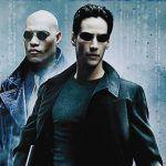 Imagen del cartel de Matrix