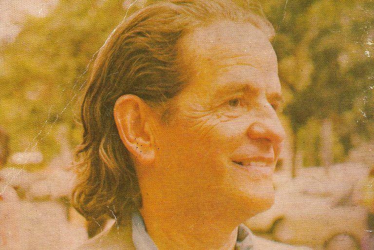 Retrato de Carlos Augusto León