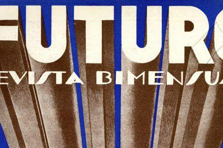 Detalle portada Futuro 1933 diciembre