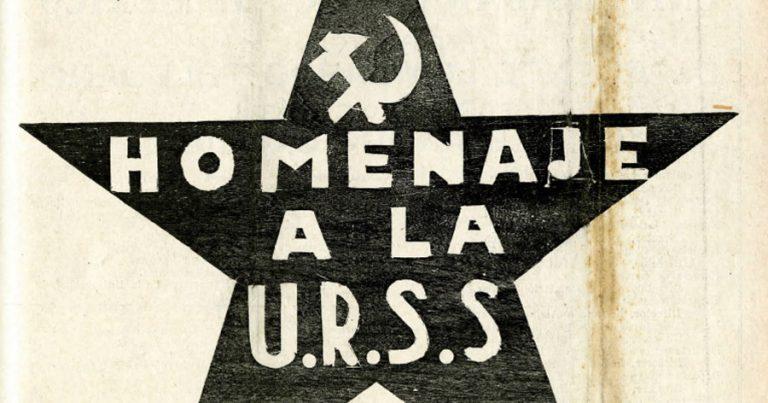 Detalle del número de Futuro: Homenaje a la URSS