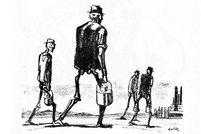 Ilustración de Jacob Burk