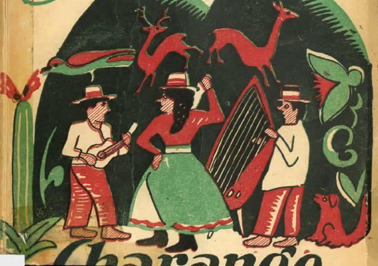 Portada de charango
