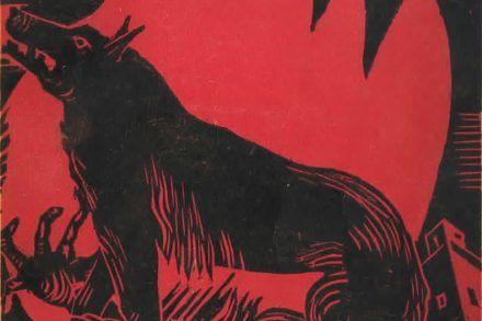 """Imagen de la portada del libro """"Tierra de lobos"""""""