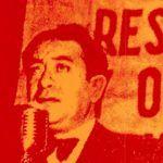 Detalle del libro de la campaña presidencial de Lombardo Toledano