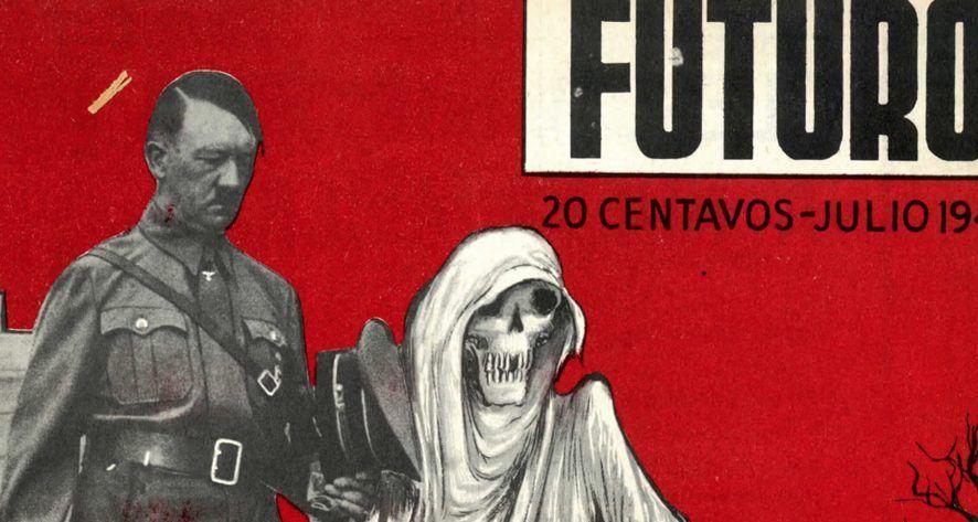 portada de futuro de 1944