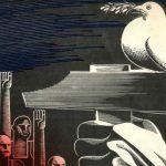 Ilustración de Josep Renau para el número 99 de la revista Futuro