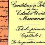 Detalle Constituciones de México