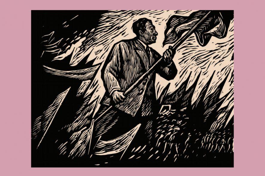 Imagen del libro de Lombardo sobre su influencia en México