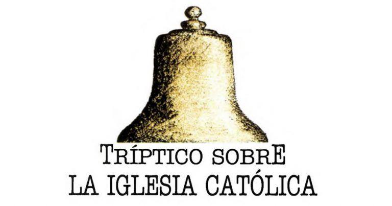Tríptico sobre la Iglesia Católica