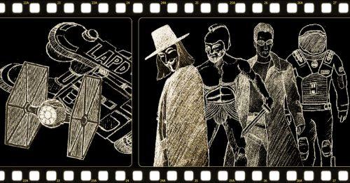 Imagen del Congreso La Mitología en la Narrativa Audiovisual: Cine