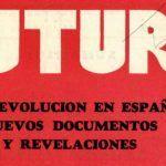 Detalle del número de la revista Futuro sobre la Revolución en España