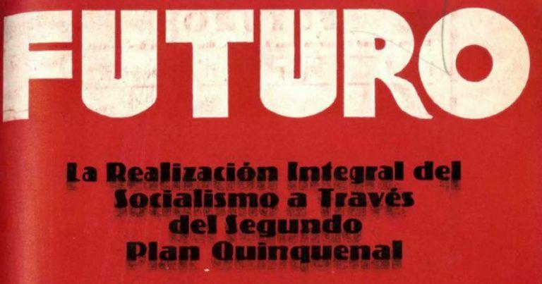 Detalle de la revista Futuro del Segundo Plan Quincenal