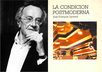 Jean F. Lyotard (1924-1998)