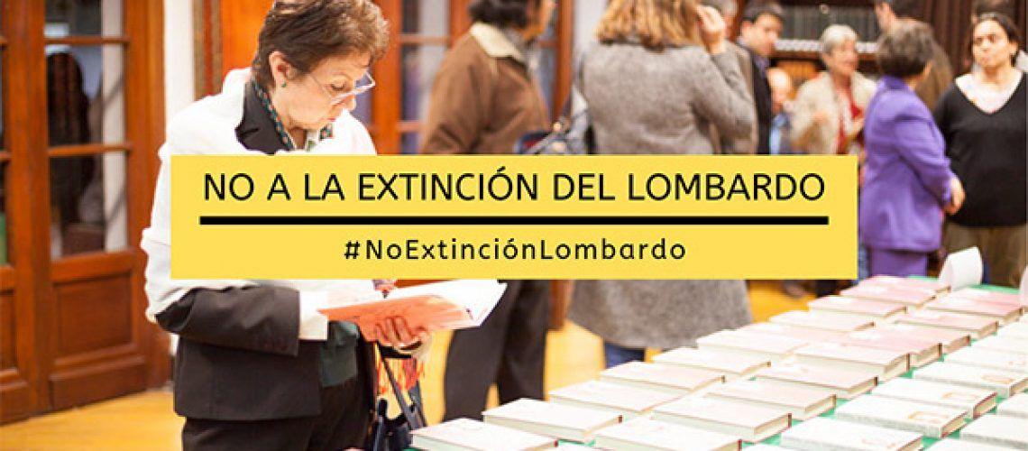 Imagen para la no extinción del Lombardo