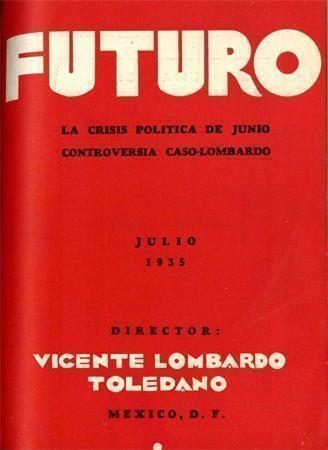 Portada del libro: La Crisis Política de Junio. Controversia Caso-Lombardo