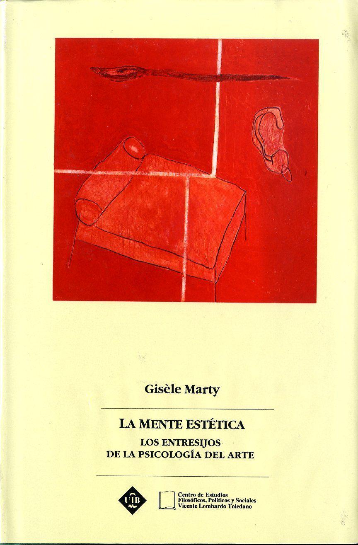 Portada del libro: La mente estética