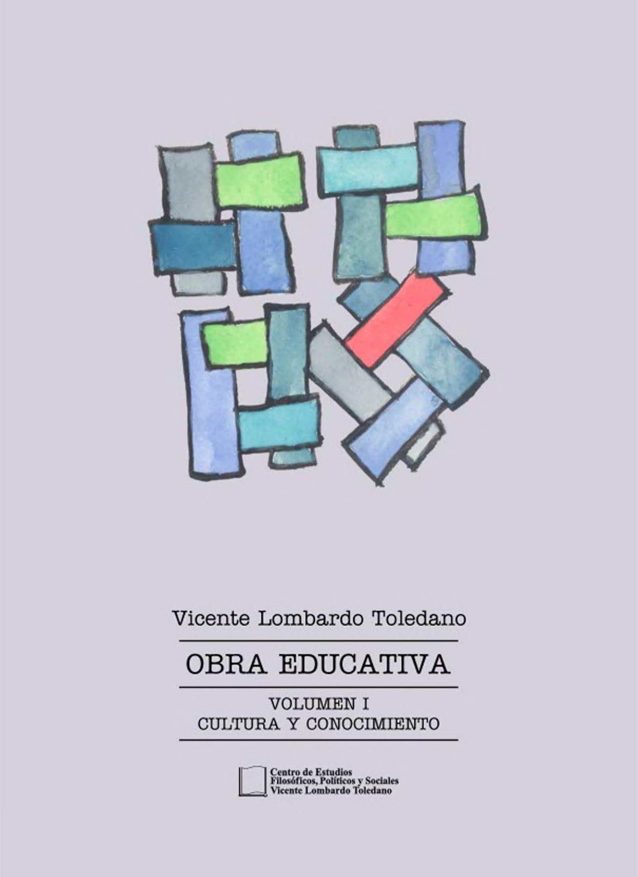Portada del libro: OBRA EDUCATIVA VOL. I : CULTURA Y CONOCIMIENTO