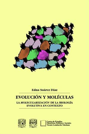 Portada del libro: Evolución y moléculas