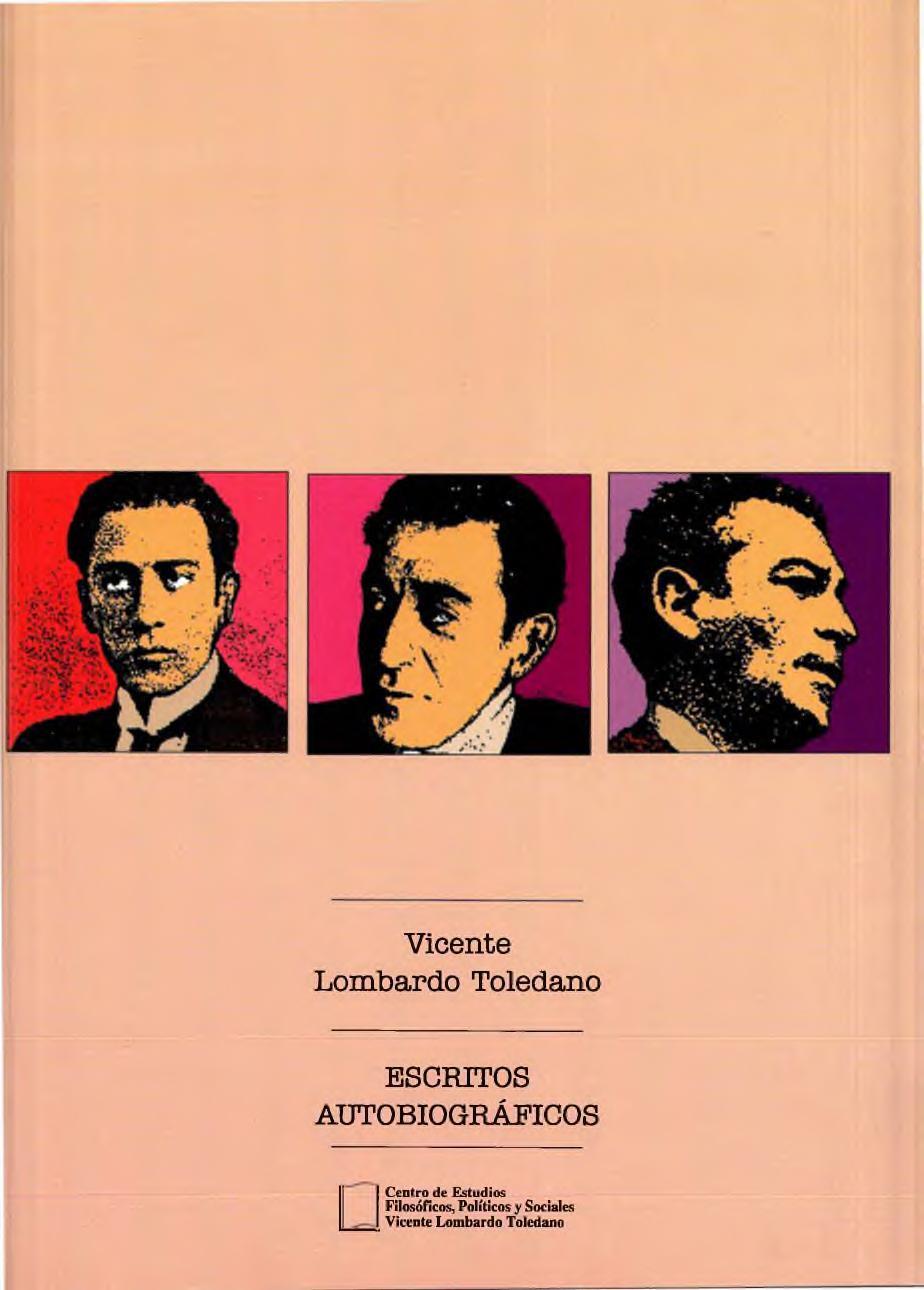 Portada del libro: Escritos autobiográficos